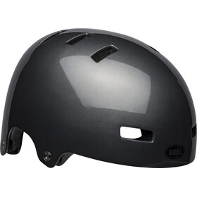 Bell Local Fietshelm, nightwalker gloss gunmetal